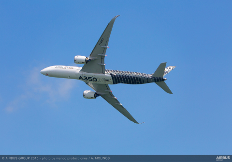 airbus group a350xwb - In Kürze: Omni3D Carbon-Filament, Ultimaker & GE, Stratasys & SIA