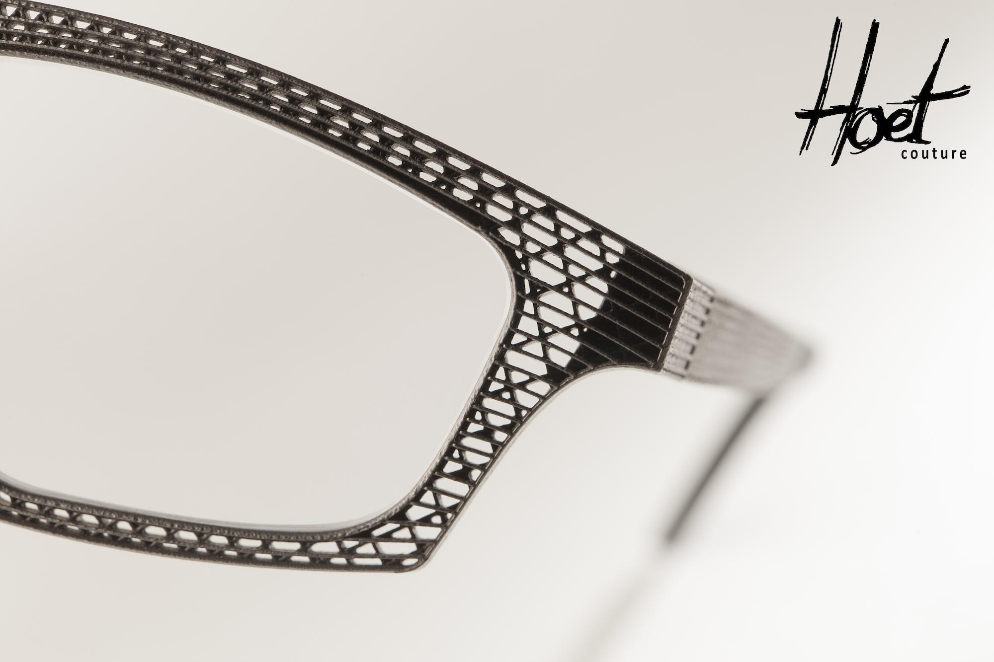 Lifestyle-Produkte: Hoet - Brillengestell aus Titan additiv ...