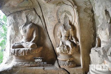 tianlongshan grotten