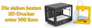 3d drucker unter 500 euro slider 300x93 - Die 7 besten 3D-Drucker unter 500 Euro (Update 2018)