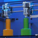 leapfrog bolt 3d printer dual print heads 150x150 - Leapfrog bringt Dual Extruder 3D-Drucker BOLT auf den Markt - Update