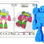 doodle3d 2d zu 3d design app3 150x150 - 2D Zeichnungen in 3D Modelle verwandeln mit Doodle3D Transform - Update