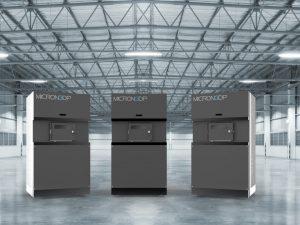 Micron3DP 3D Drucker Glass 300x225 - Micron3DP hat Durchbruch mit 3D-Druck von Glas erzielt - Update