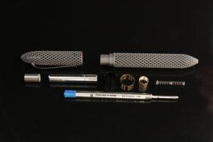 MG 4805 300x200 - Lattice Cubed von SALVO: 3D-gedruckter Titanstift in Gitterstruktur