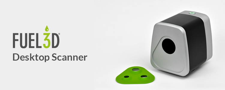 Fuel3D Scanner