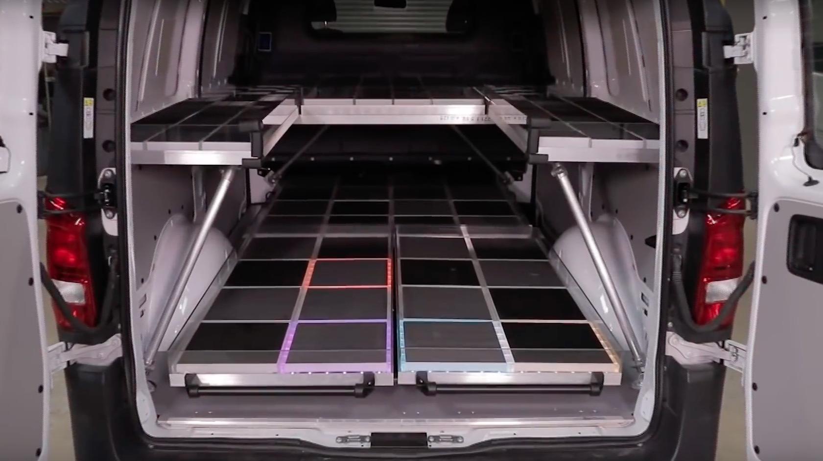 mercedes benz 3d druck  - 3D-Druck hilft Mercedes bei Entwicklung von intelligentem Paketmanagment-System für Lieferwägen