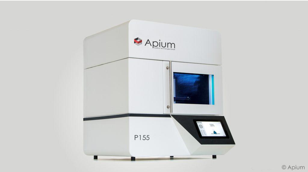 Apium P155 1024x572 - 3D-Druck in F&E und Universitäten