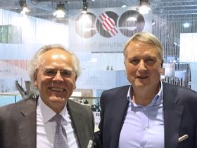 EOS02 - EOS und GKN schließen Kooperation für additive Fertigung in der Automobilbranche