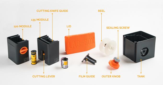 Labbox - Analogfotografie ohne Dunkelkammer dank 3D-Druck