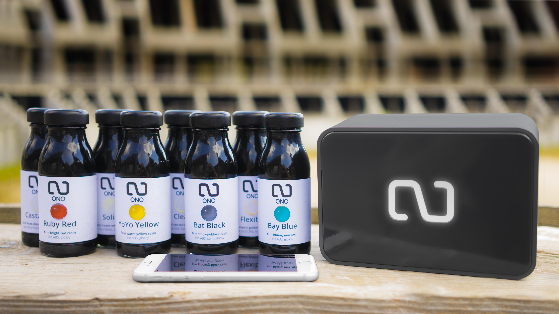 ONO 3d drucker smartphone resin - ONO verwandelt dein Smartphone in einen 3D-Drucker - Update: Auslieferung verzögert sich