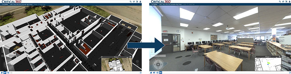 critical 360 2016 - 3D Visualisierung für Polizei- und Feuerwehreinsätze