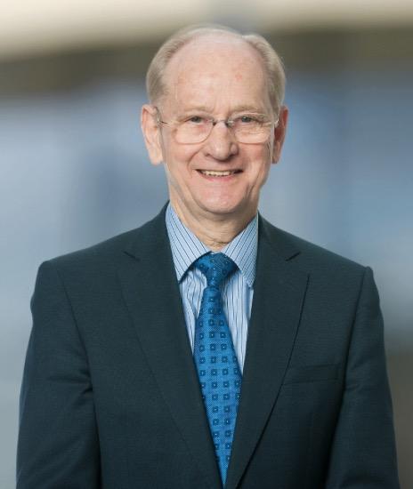 sir david mcmurtry renishaw - Renishaw eröffnet neue Nordamerika-Zentrale und AM Solutions Center