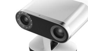 04 Artec 3D Artec Leo top view 300x176 - Artec präsentiert Artec Leo, den ersten KI-basierten 3D-Handscanner