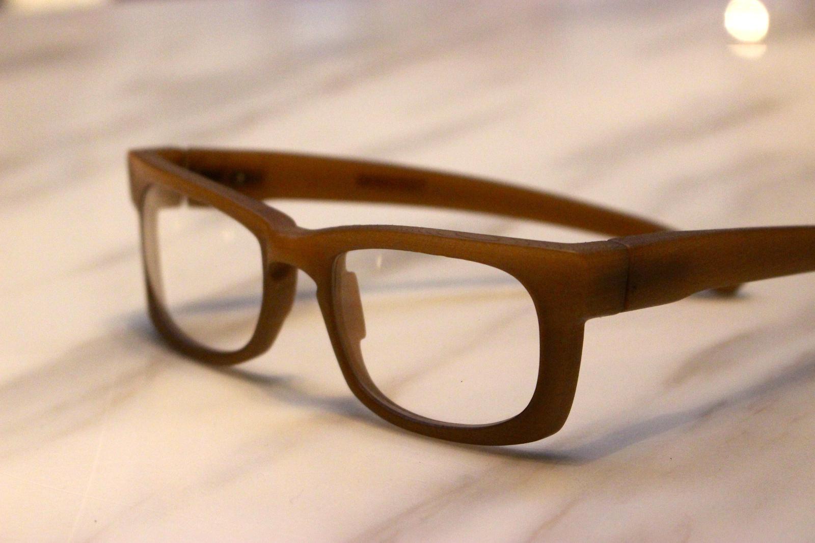 Französischer Optiker bietet 3D-gedruckte Brillenfassungen an ...