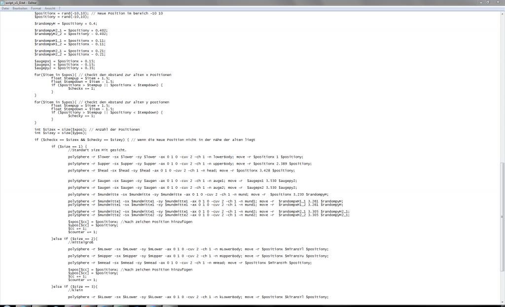 Code 1024x623 - Wenn aus einfachen Programmzeilen reale Welten werden