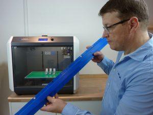 GermanRepRap1 300x225 - Vorteile bei der Kostenkalkulation sowie massive Kostenreduktion: BorgiForm ist vom Einsatz der German RepRap 3D-Drucker überzeugt