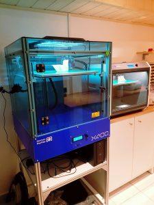 GermanRepRap7 225x300 - Vorteile bei der Kostenkalkulation sowie massive Kostenreduktion: BorgiForm ist vom Einsatz der German RepRap 3D-Drucker überzeugt