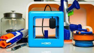 M3D printer Micro3DPrinter  300x169 - Leistbare, 3D-gedruckte Knochenmodelle zur Unterstützung von Operationen