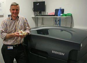 Spital 3D Druck Medizin 3 300x219 - Britisches Krankenhaus spart £ 20.000 pro Chirurgie mit Hilfe der Stratasys 3D Drucktechnologie