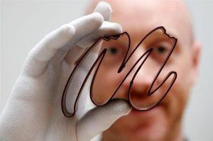 belgische Schokolade 3D Druck 2 300x199 - Belgisches Start-Up erschafft 3D-gedruckte Schokoladenkreationen