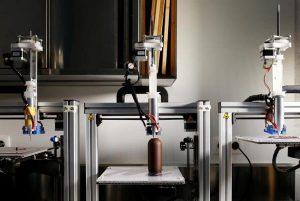 belgische Schokolade 3D Druck 4 300x201 - Belgisches Start-Up erschafft 3D-gedruckte Schokoladenkreationen
