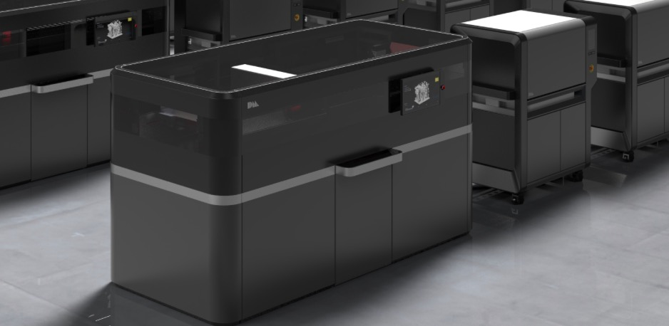 desktop metal production system metall 3d drucker - 3D-Drucker-Hersteller Desktop Metal expandiert international mit BMW Group als ersten Partner