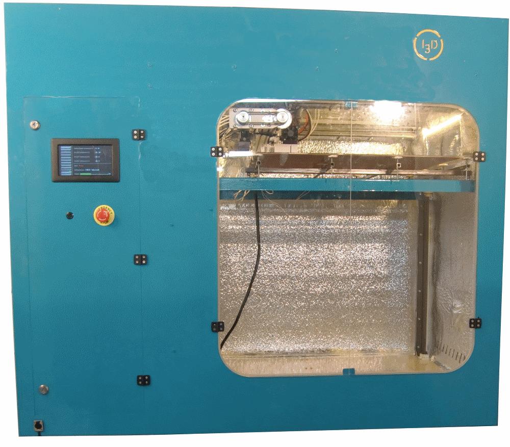 multi512 i3d 3d drucker - I3D Innovation stellt neue Großformat-3D-Drucker Multi 512 und Multi 600 vor
