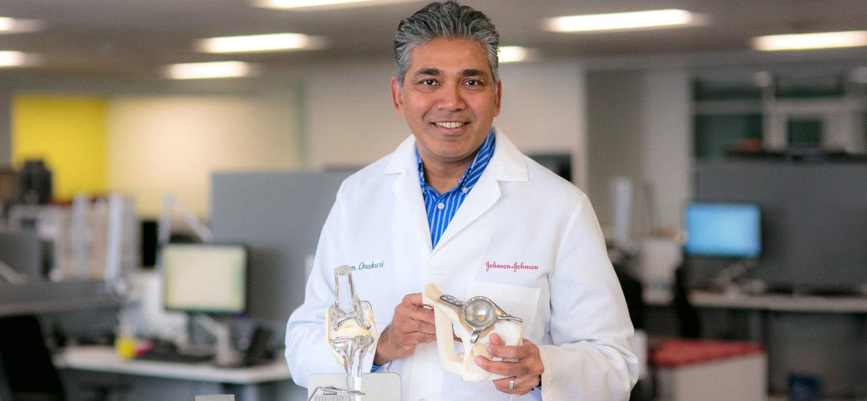 sam onukuri - Johnson & Johnson stellt 3D-gedruckte Implantate und chirurgische Instrumente vor