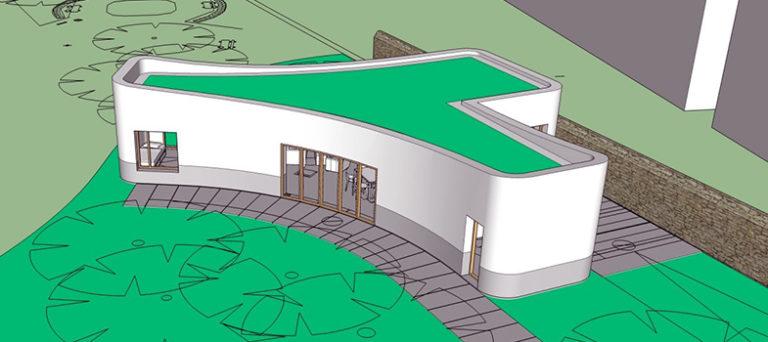 batiprint3d neue 3d drucktechnologie soll haus in frankreich entstehen lassen. Black Bedroom Furniture Sets. Home Design Ideas