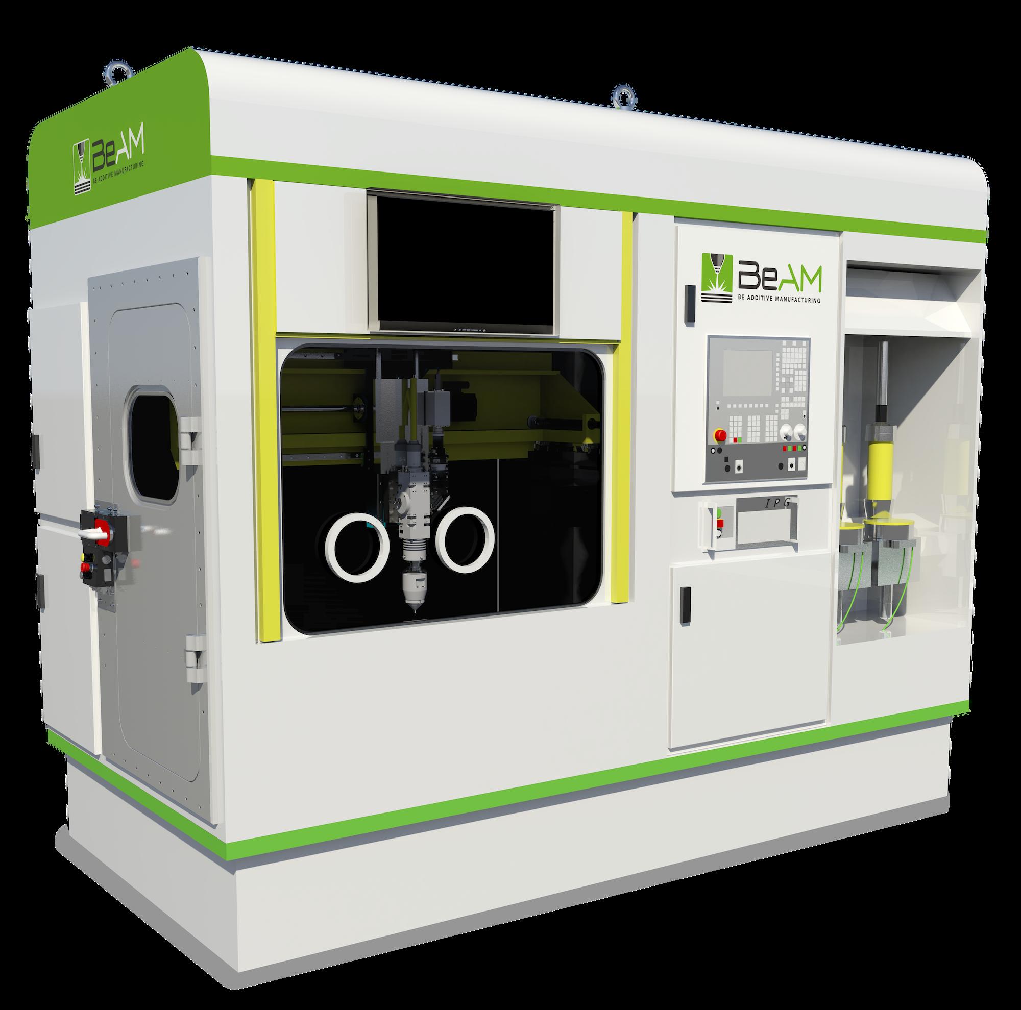 Beam Modulo 3d printer - In Kürze: Ackuretta Diplo DLP-Drucker, BigRep STUDIO Serienproduktion, BeAM Technologies