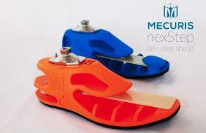 """Fu%C3%9Fprothese 3D Druck 3Druck Mecuris 300x194 - """"Druck mir einen neuen Fuß in 48 Stunden"""" 3D-Druck in der Medizin #1: Prothesen"""