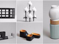 Designstudio OTHR Präsentiert Eine Reihe 3D Gedruckter Vasen Bei NY  Collective Design Fair