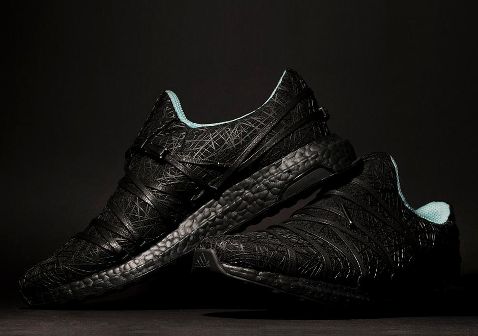 Adidas bringt mit neuer Drucktechnik 3D Schuhe in die Serie