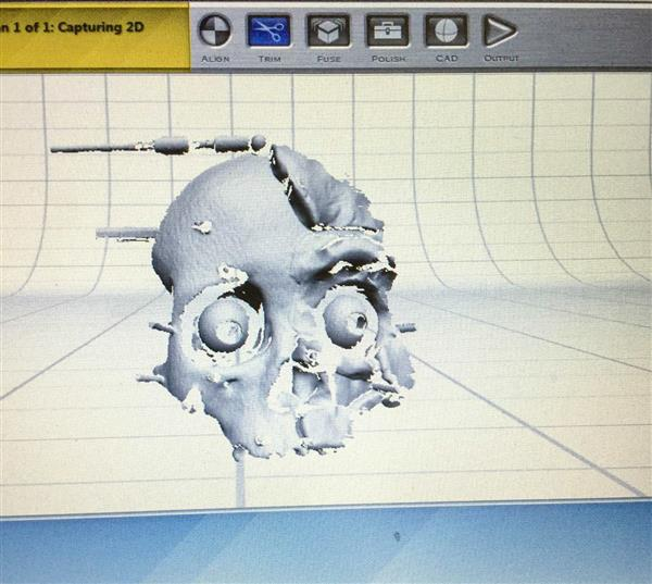 3d gedruckte VCL Artefakte2 - Virtual Curation Laboratory erstellt Katalog mit 3D-gedruckten Repliken von Artefakten