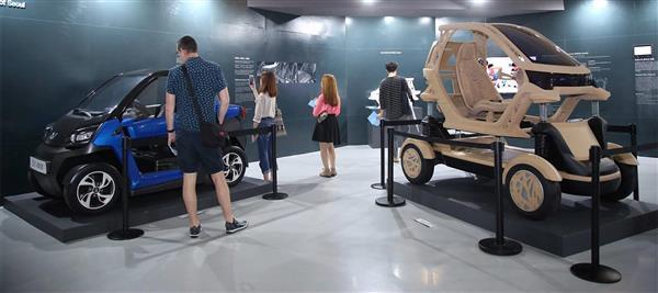 3d gedrucktes fahrzeug klio - KLIO Design realisiert ultraleichte Fahrzeuge mit 3D-Technologien