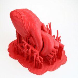 3D Druck mit Stützen