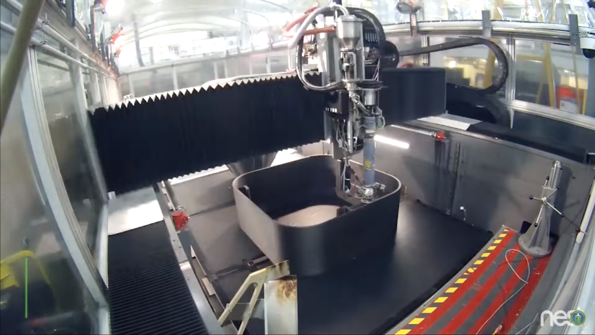3d gedrucktes uboot 3 - Navy'sDisruptive Technology Lab realisiert 3D-gedrucktes U-Boot mit BAAM 3D-Drucker