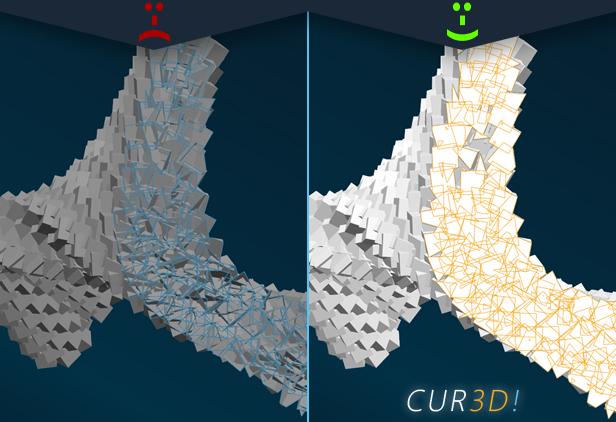 CUR3D Maker Edition: Beispiel 1