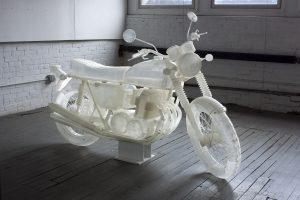 Jonathan Brand 3D Printed Motorcycle 1 300x200 - 3D gedrucktes Replikat einer Honda CB500