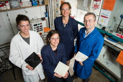 wasseraufbereitungsanlage 3d druck sauberes trinkwasser1 - Forscher nutzen 3D-Druck zur Entwicklung günstiger Wasseraufbereitungs-Anlagen