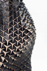 """3D Druck Kleid Loom 3Druck 2 200x300 - 3D-gedrucktes Kleid """"Loom"""" erhält Dyson Award und Red Dot Award"""