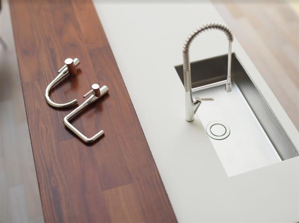 3d gedruckte minik%C3%BCche armaturen - Designfirma id.arts realisiert Minuatur-Küche mit FDM, SLS und SLA