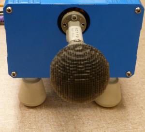 3d gedruckte l%C3%BCneburg linsenantenne - Lunewave: 3D-gedruckte Lüneburg-Linsen als günstige alternative Technologie für selbstfahrende Autos