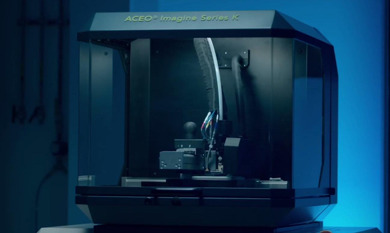 aceo 39 s open print lab soll kunden silikon 3d drucktechnologien n her bringen. Black Bedroom Furniture Sets. Home Design Ideas
