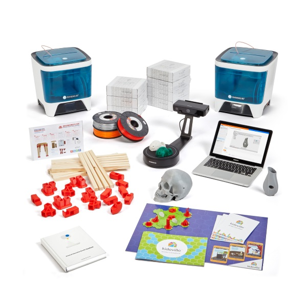 Einstart C 3d drucker printLab paket schule - Shining3D bringt Einstart-C Desktop 3D-Drucker auf den Markt