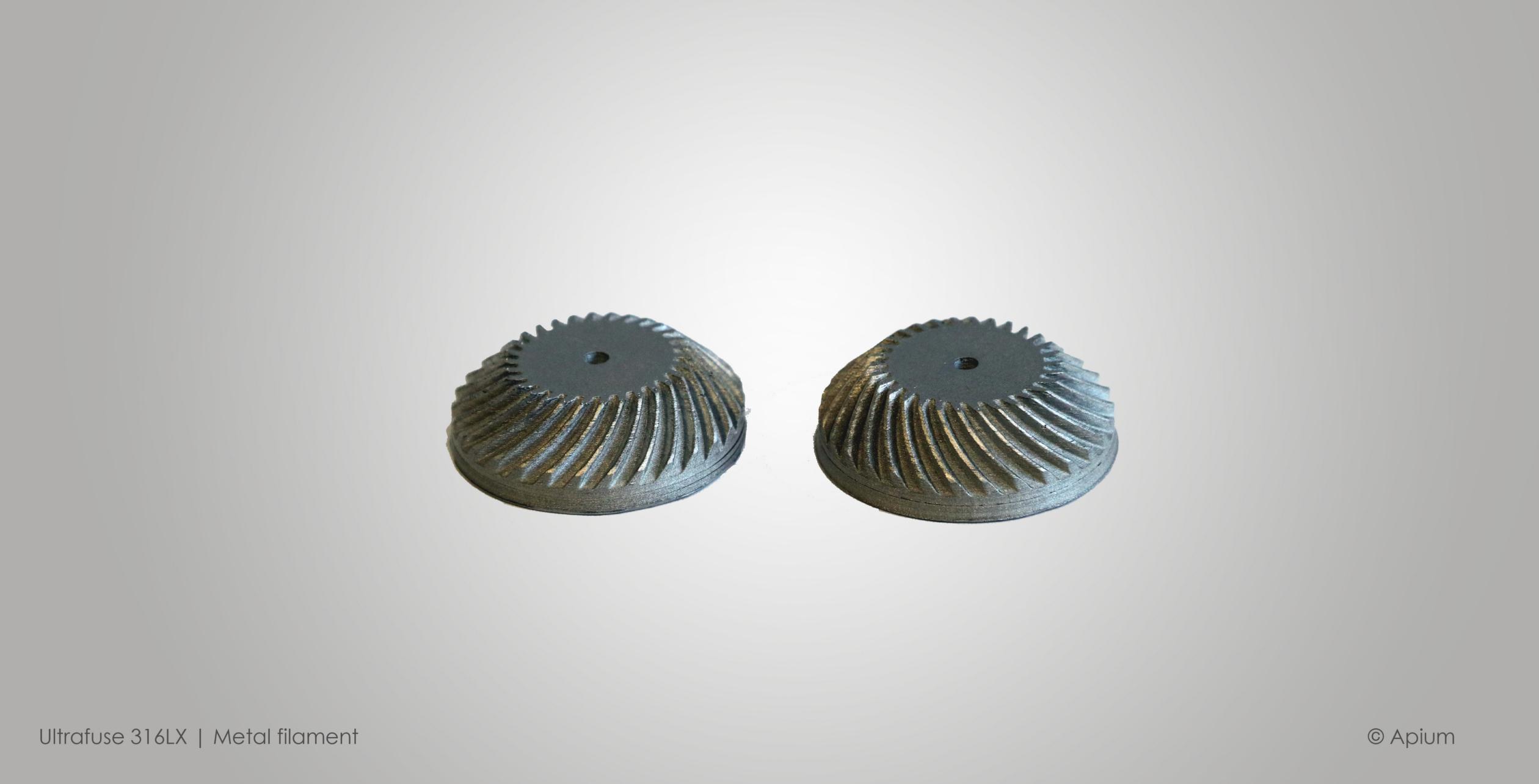 gearsmetal - Metall 3D-Druck: eine aufkommende Chance