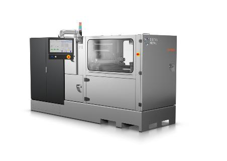 DM P2500 - In Kürze: Digital Metal expandiert, 3D LifePrints Investement, Sketchfab Store für 3D-Modelle