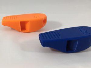 3D-gedruckte Pfeife