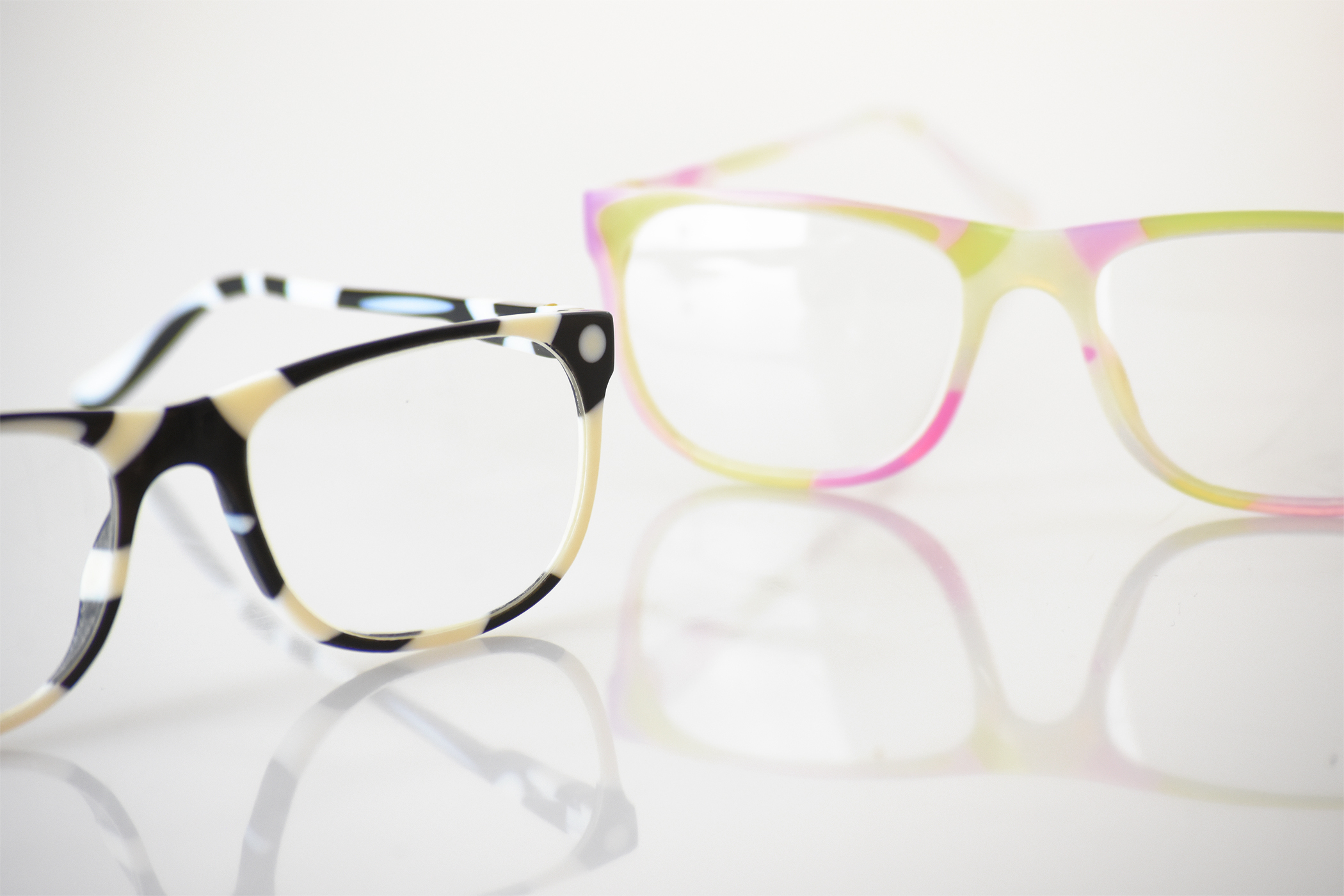 Stratasys stellt VeroFlex Material für 3D-gedruckte Brillenrahmen ...