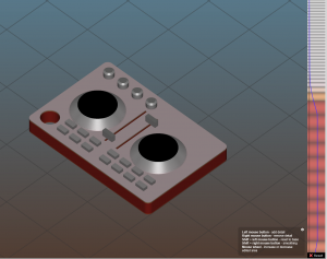 detail slic3r 300x237 - DIY Anleitung: 3D-gedruckter Schlüsselanhänger